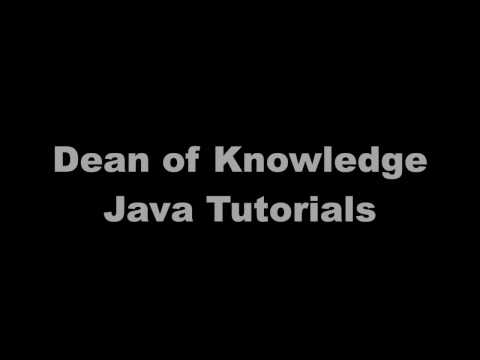 JavaMethodVideo