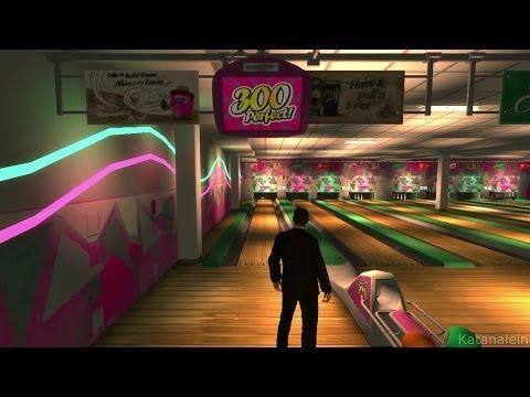 Grand Theft Auto IV Bowling 300 Perfect Score