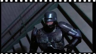 Robocop 1987 - ED209 Fight Scene