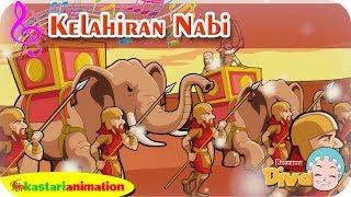 KELAHIRAN NABI   Lagu Anak Islami bersama Diva   Lagu Nabi Muhammad   Kastari Animation Official