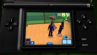 The Sims 3 Ds Trailer