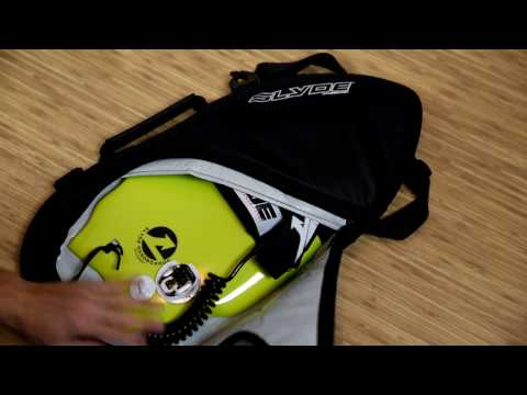 Slyde Handboards Unboxing & How To Attach Your GoPro Ep 1