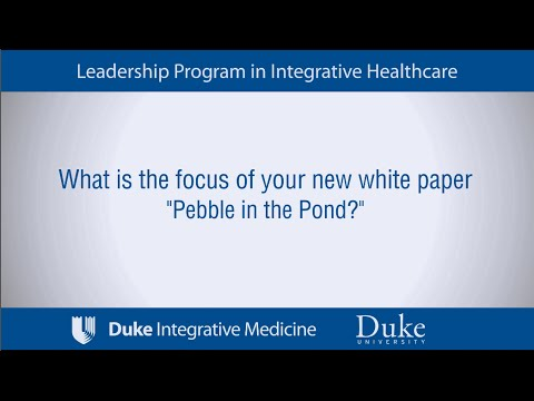 Q&A: What is the focus of your new white paper,