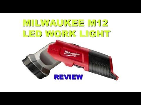 Tool Review - Milwaukee M12 Cordless LED Work Light
