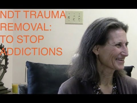 NDT Trauma Removal to Stop Addictions - Interview with Lynn Himmelman - NDT Master Trainer