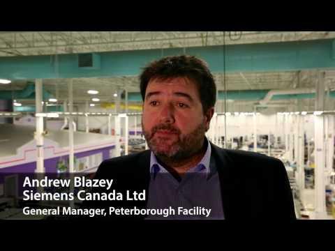 Advanced Manufacturing in Peterborough, Ontario, Canada