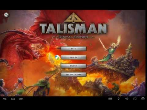 Talisman Board Game Tutorial & Lets Play for Android