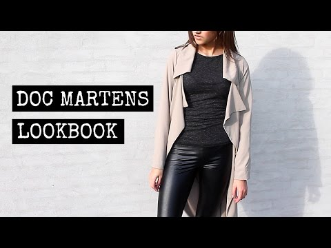 LOOKBOOK // Doc Martens
