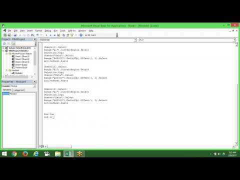 Copy and Paste Special in VBA Macros Programming