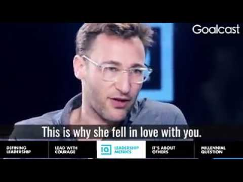 Why she fell in love with you-Simon Sinek