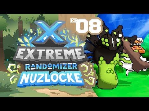 THE CRAZIEST HORDE EVER! - Pokémon X Extreme Randomizer Nuzlocke w/ Supra! Episode #08