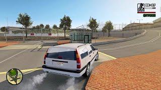 GTA San Andreas 2021 4K Gameplay Part 48 - Ran Fa Li - GTA San Andreas 4K 60FPS PC