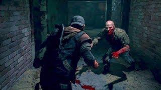 DAYS GONE - NEW Trailer (2019) Zombie Game