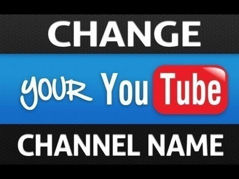 How to change your YouTube Channel name, profile picture and cover photo on iPhone,iPad,iPod,Android