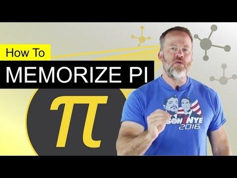 How To Memorize Pi