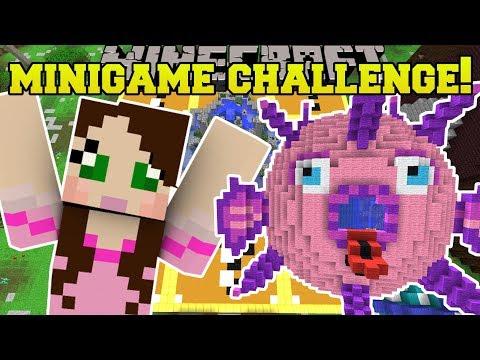 Minecraft: EVIL SSUNDEE CHALLENGE GAMES - Lucky Block Mod