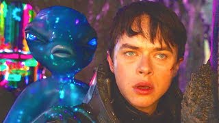 Valerian and the City of a Thousand Planets Trailer #3 2017 Movie - Official