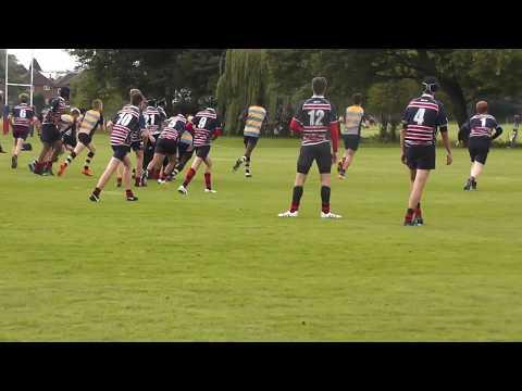 WCGS U16 v's Tiffin (4)