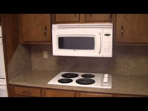 Home Inspector Charlotte Explains Kitchen Appliance Low Microwave Clearance Over Range