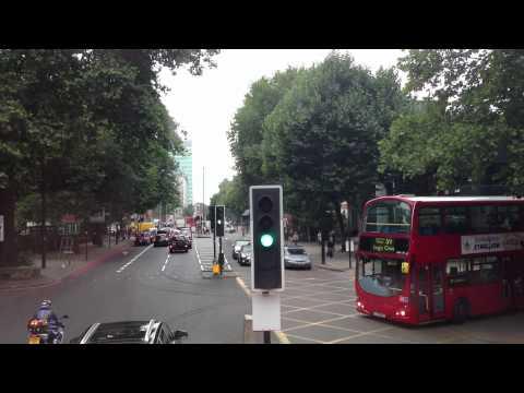King Cross St Pancras to Euston London