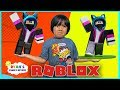 Download  We made Ryan's Roblox Character into 3D Toys In real life!!! MP3,3GP,MP4