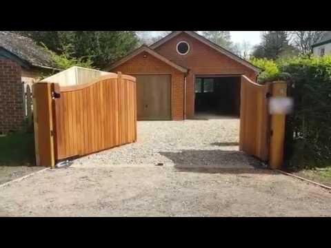 Simply Electric Gates 16004