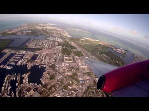 Silver Airways Saab 340B+ Key West - Ft. Lauderdale (EYW-FLL) (3/2017)