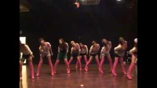 Girls' Generation 소녀시대 'Oh!' Dance Practice