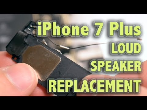 iPhone 7 Plus Loud Speaker Replacement