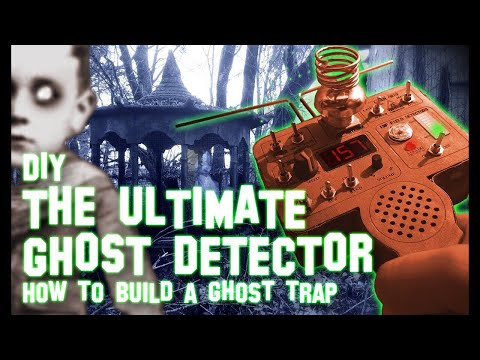 Build The Ultimate Ghost Detector   PART I / The EMF field detector