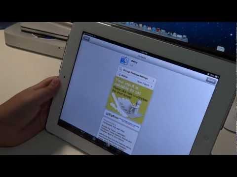 Belfry Cydia Tweak - Get the iPhone Stock applications on the iPad