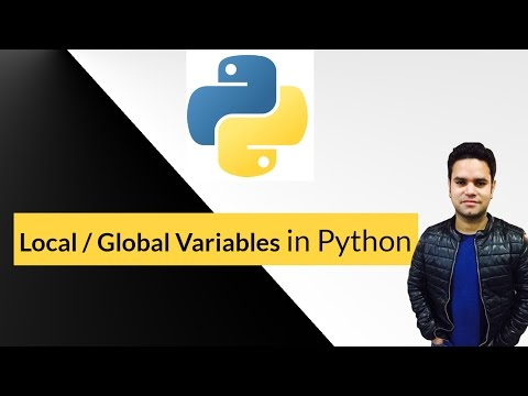 local and global variables in python - python tutorials for beginners in hindi - 21