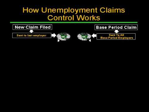How Unemployment Claims Work