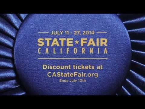 California State Fair 2014 TV Spot :30