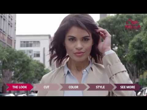 Step-by-Step: Low-Commitment Color with Wella Professionals Color Touch Plus
