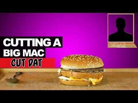 Cutting a Big Mac