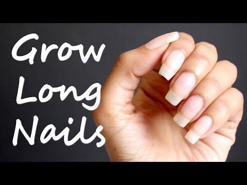 Grow Long Nails