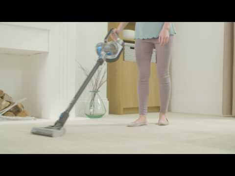 Instructional guide for the Vax Blade cordless vacuum cleaner