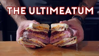 Binging with Babish: The Ultimeatum from Regular Show