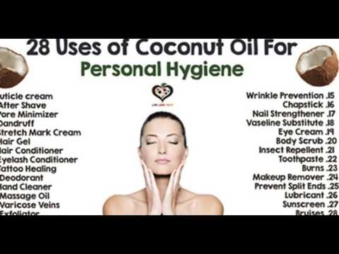 Can Use Coconut Oil My Face - Use Coconut Oil