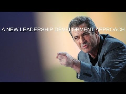 A NEW LEADERSHIP DEVELOPMENT APPROACH