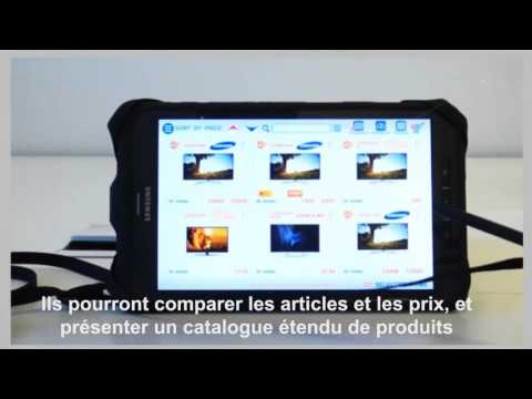 Omni Channel Solution in French