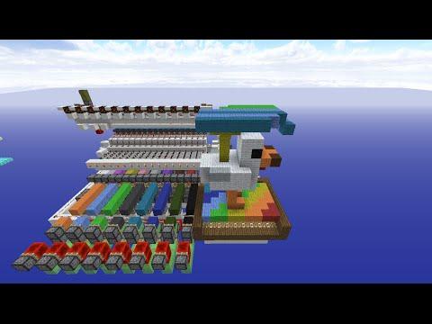 minecraft no command block 3D printer