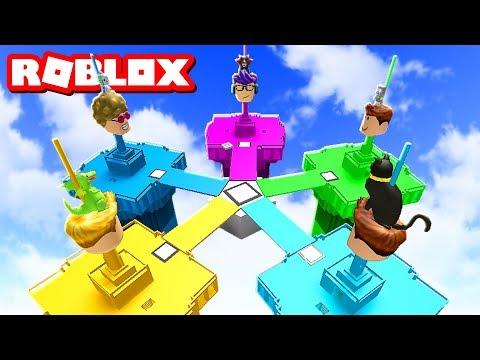 THE PALS YOUTUBER ROBLOX BRICKBATTLE! Sketch made a Roblox Game! (Roblox Pals BrickBattle)