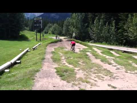 Canmore Mountain Bike Madness