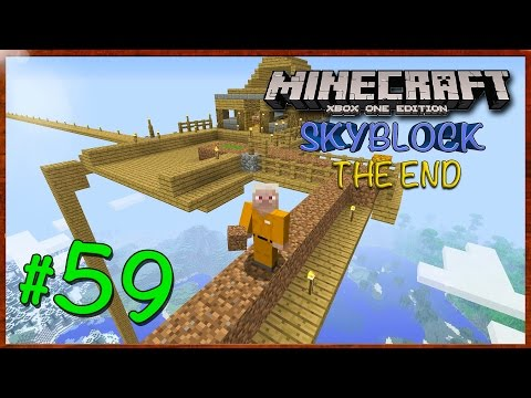 Minecraft Xbox: Lets Play - SkyBlock Survival [Part 59] Xbox One/360 Edition - W/Commentary