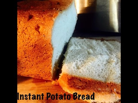 Dairy Free | Instant Potato Bread