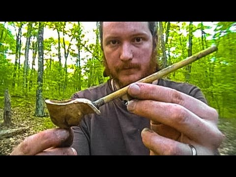 Carving an Oak Pipe Part 3