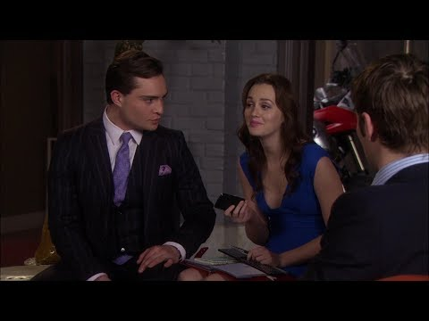 Chuck, Blair and the NJBC + Dorota Scheming in Gossip Girl 5x22 Part II