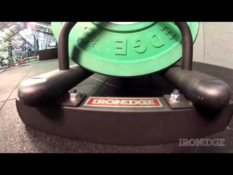 The Iron Edge Toaster Rack